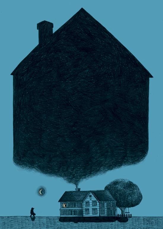 מרב סלומון. בית מאת מרילין רובינסון