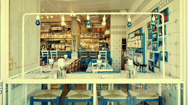 מסעדת גרקו (גם בראש הפוסט). צילום: דן לביא