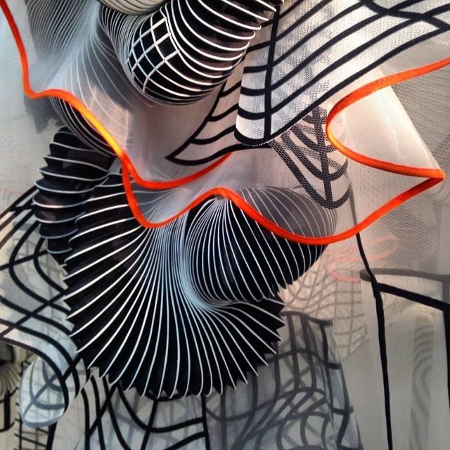 מתוך פרויקט הגמר של נועה רביב, המחלקה לעיצוב אופנה, שנקר