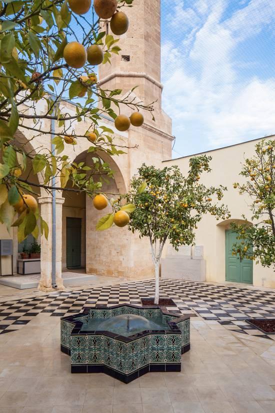 המוזיאון לתרבות האסלאם ועמי המזרח צילום עמית גירון3