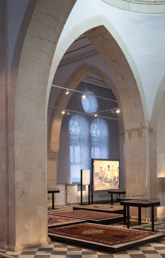המוזיאון לתרבות האסלאם ועמי המזרח צילום עמית גירון4