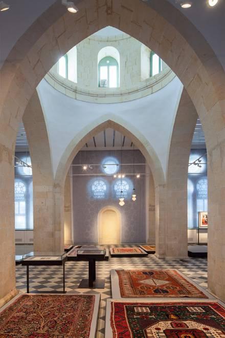המוזיאון לתרבות האסלאם ועמי המזרח צילום עמית גירון5