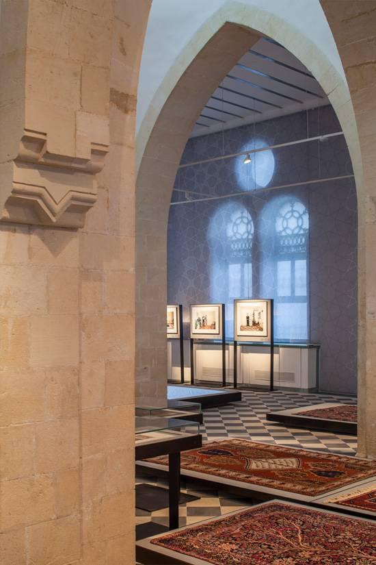 המוזיאון לתרבות האסלאם ועמי המזרח צילום עמית גירון6