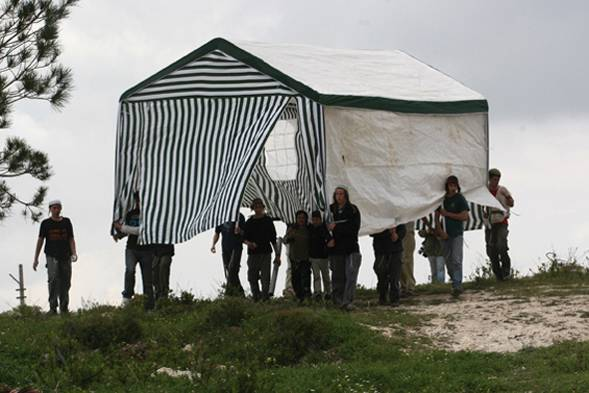 קובי וולף, מתוך עדות מקומית 2007