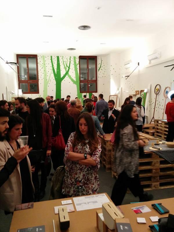 ערב בתערוכה