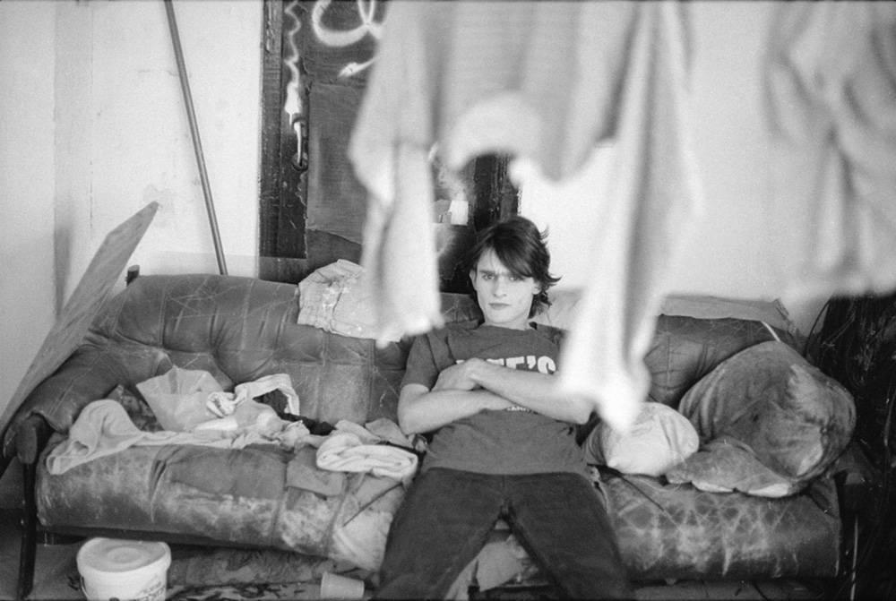 אדם הורוביץ, 1990. צילום: איגי וקסמן