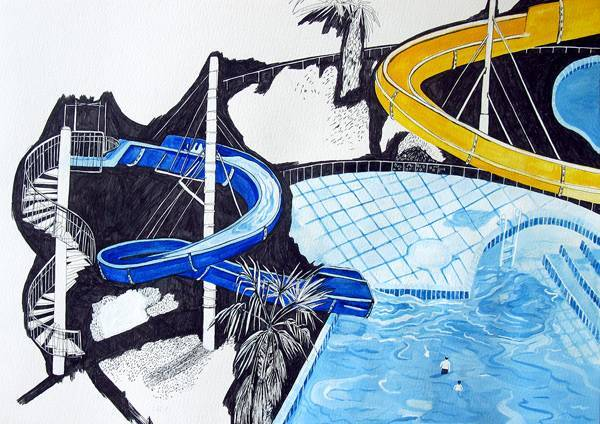 לירון כהן, מתוך התערוכה ״החיים עצמם״ בבית האמנים