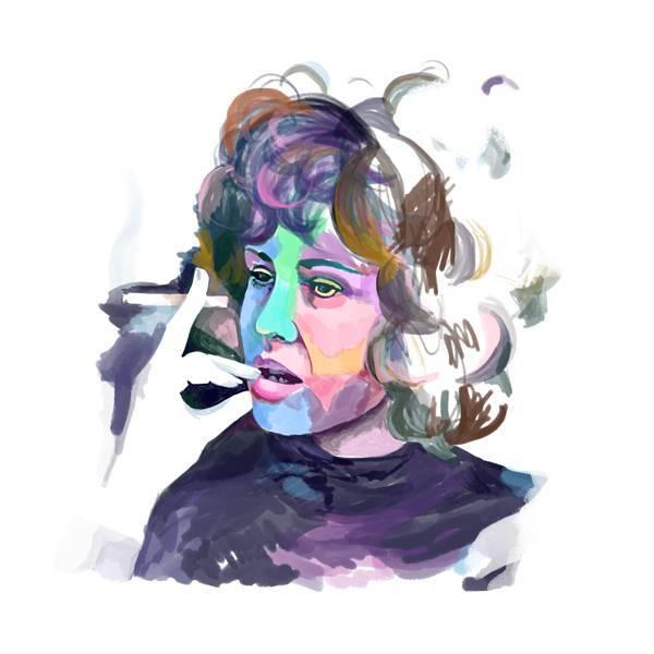 שרון טרגל, מתוך התערוכה ״החלון״ בגבירול