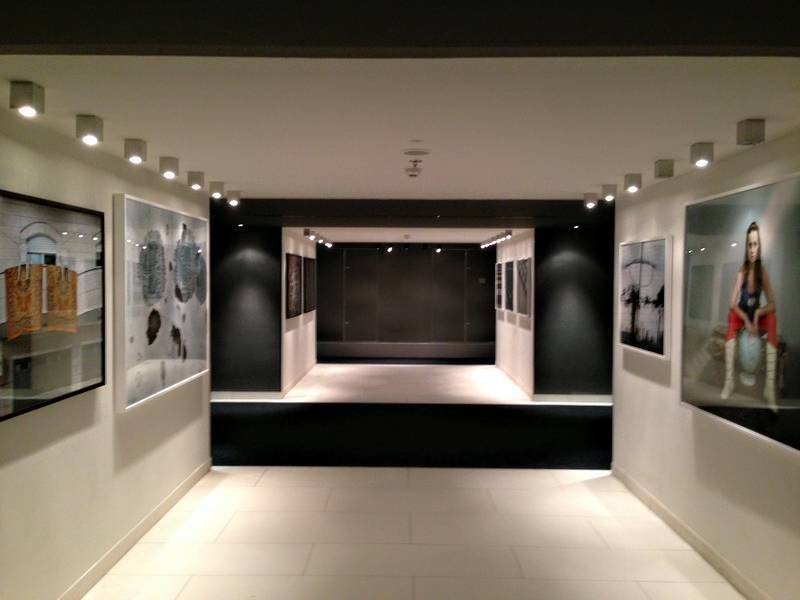 החממה לאמנות דיגיטלית, מלון רויאל ביץ׳, תל אביב