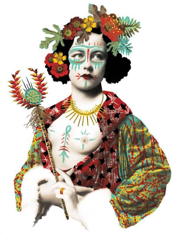 יהונתן ריינר, מתוך התערוכה ״Colonial Beauty״ בגלריה פריסקופ