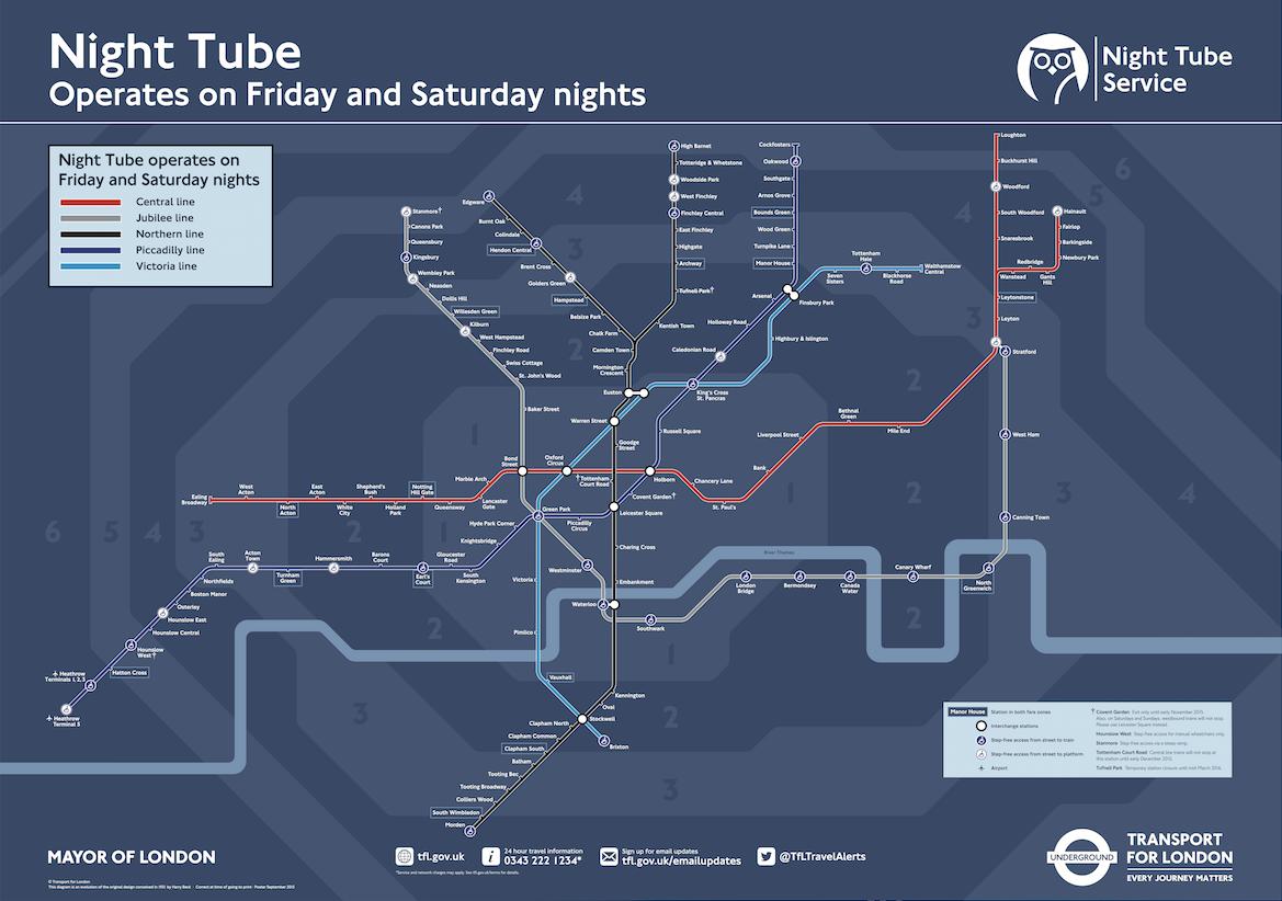 night-tube