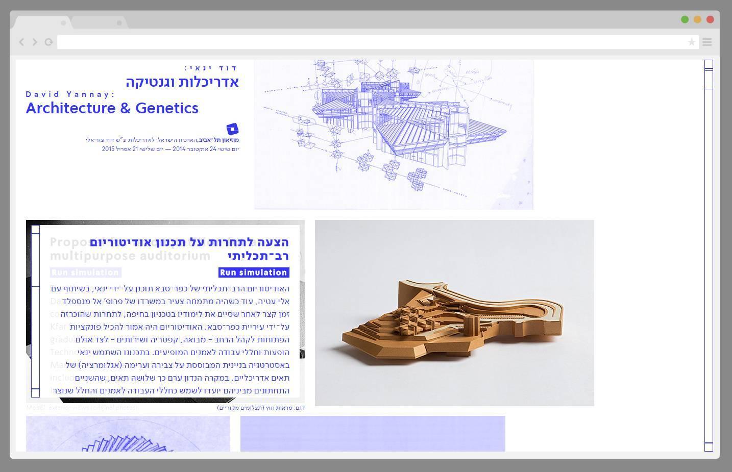 מתוך הקטלוג הדיגיטלי לתערוכה של דוד ינאי