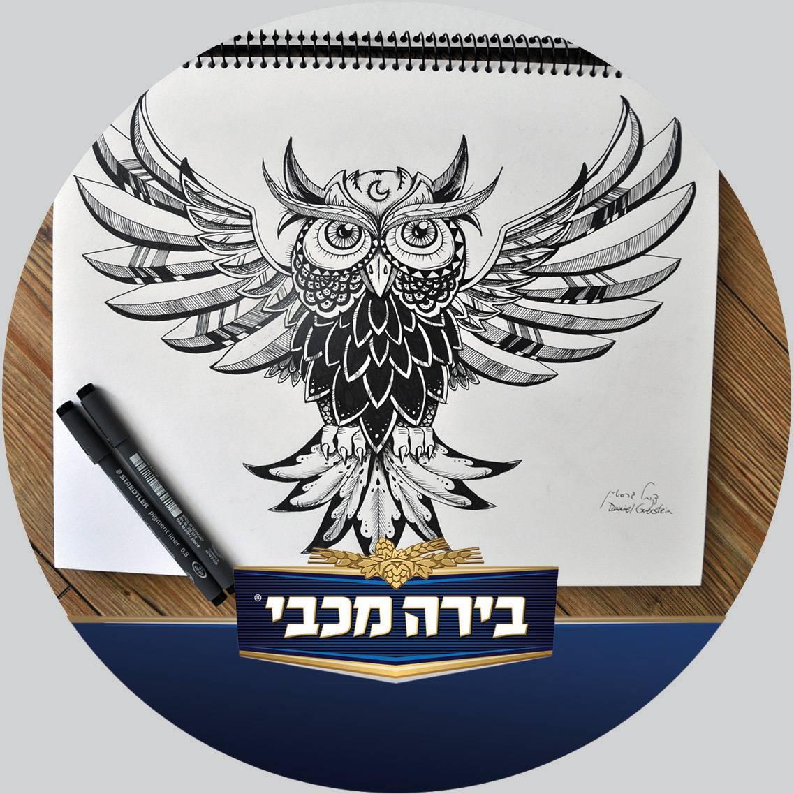 דניאל גרסטיין, בומי הינשוף2