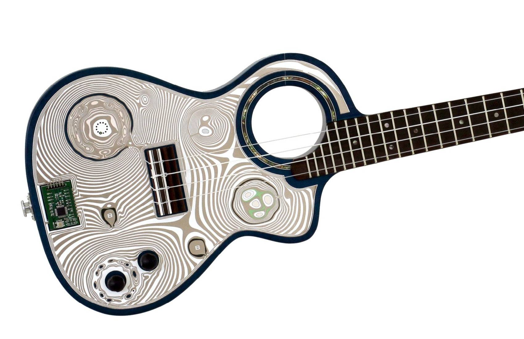 Digital Fabrication & Music