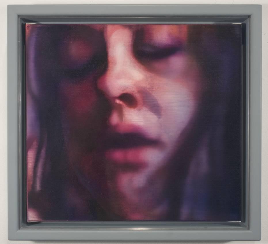 מתוך התערוכה: יוהאנס קאהרס, ללא כותרת (נערה 1). צילום: אדם רייך. באדיבות האמן, גלריה לורינג אוגוסטין, ניו יורק, וגלריה זינו X, אנטוורפן