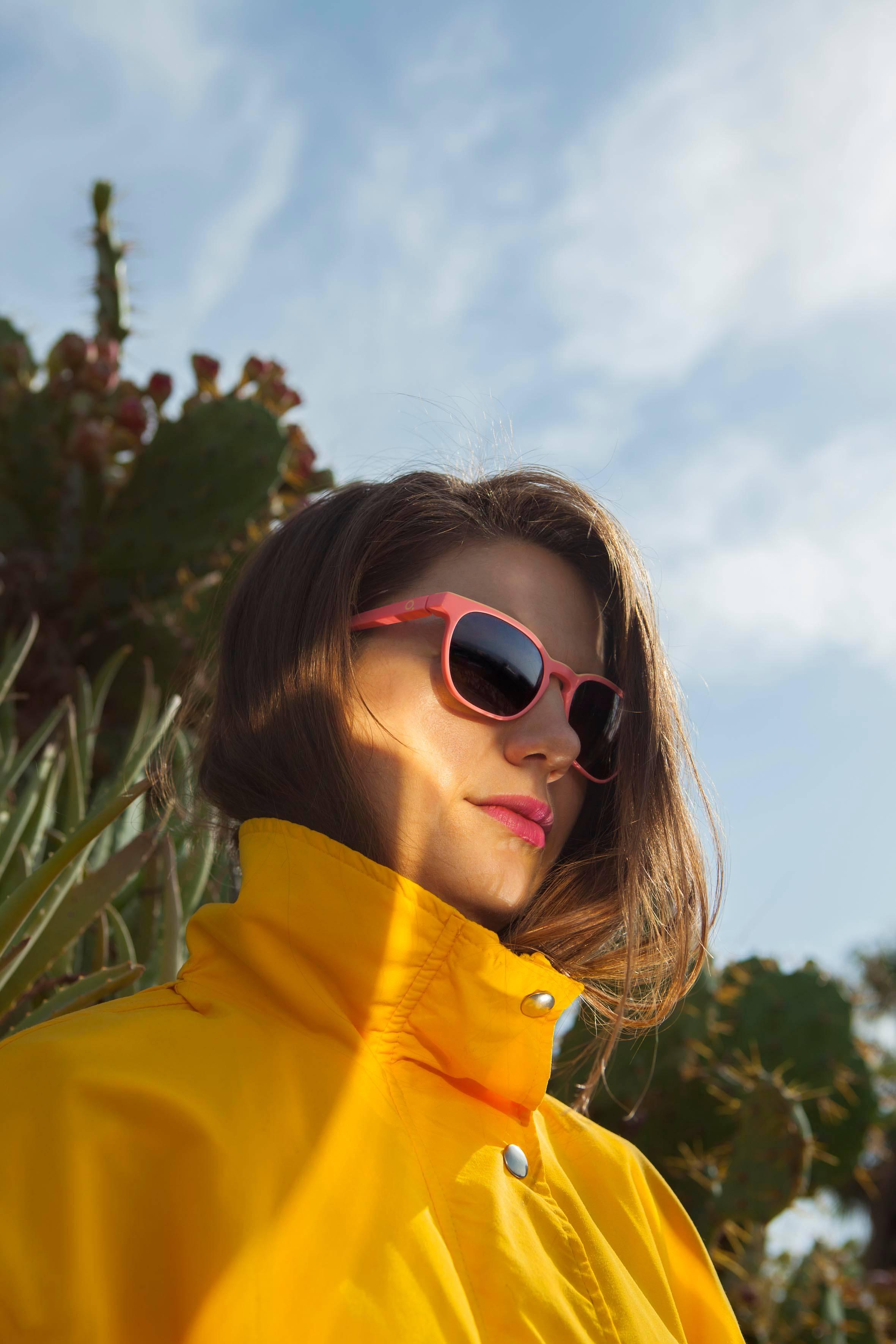 צילום של האמן רמי מימון, מצלם את האמנית אנה ים