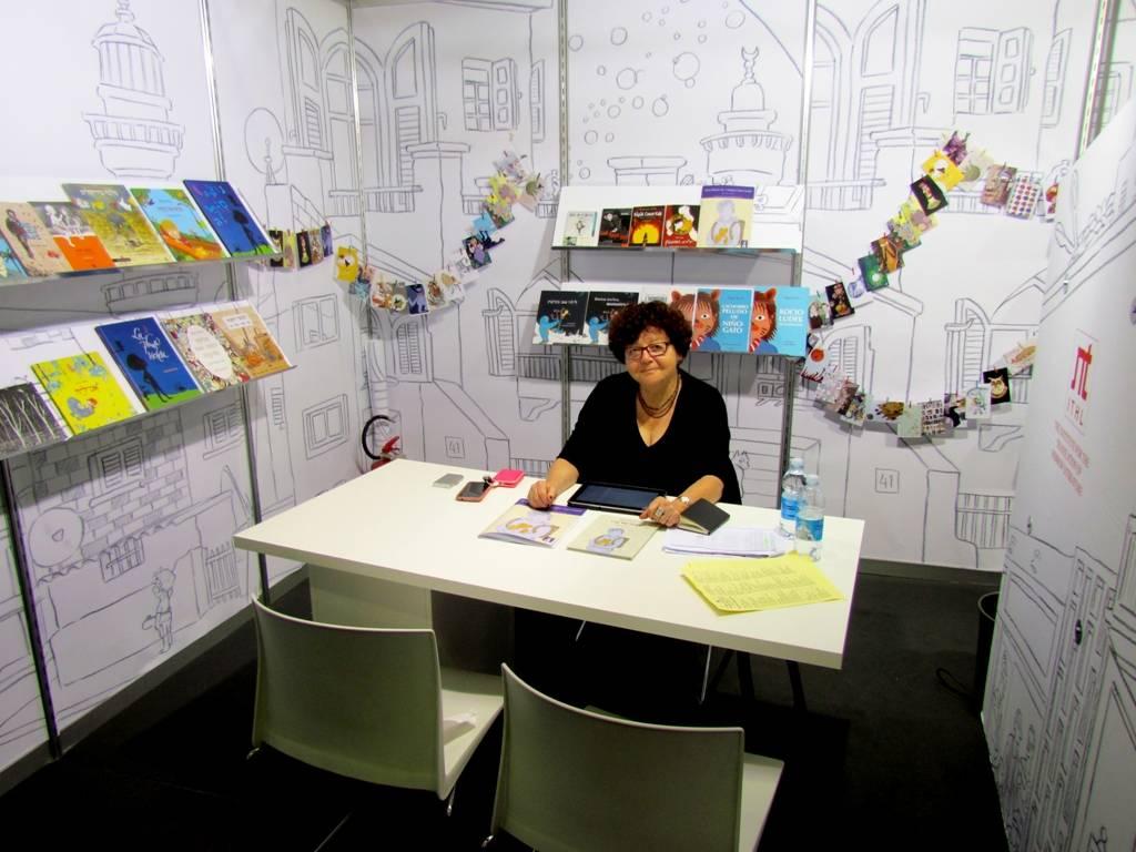 נילי כהן מהמכון לתרגום