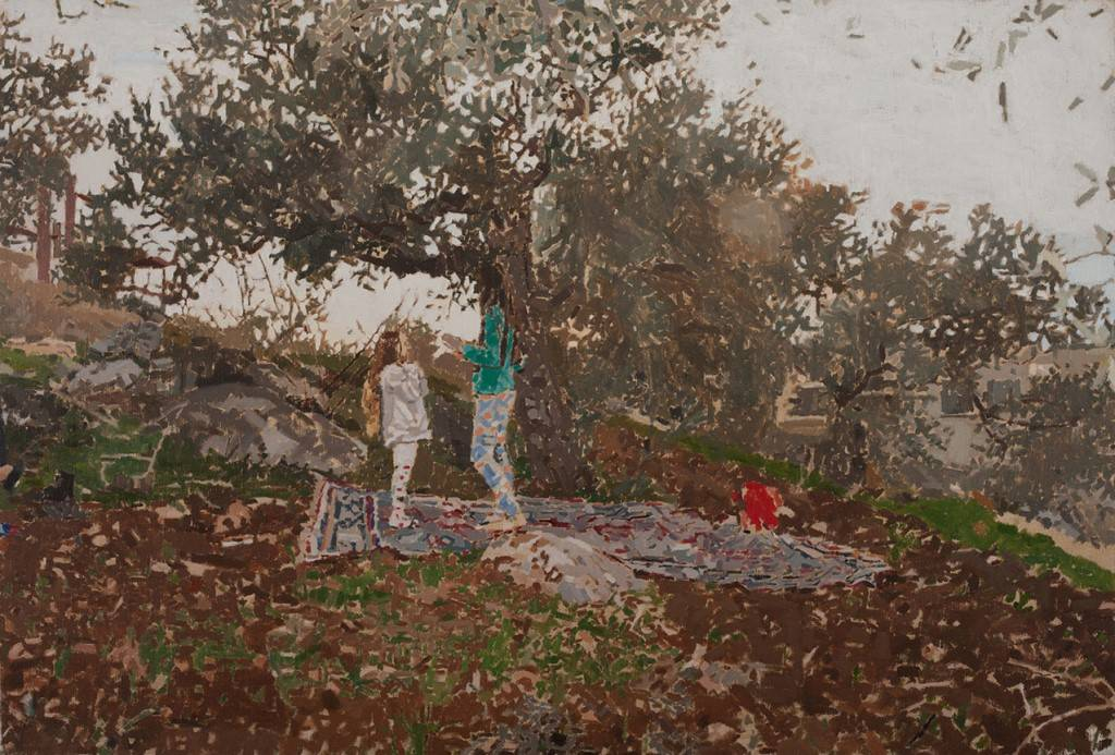פאטמה שנאן דרע, מיה, לארא ותמיר (צילום: ליאת אלבלינג)