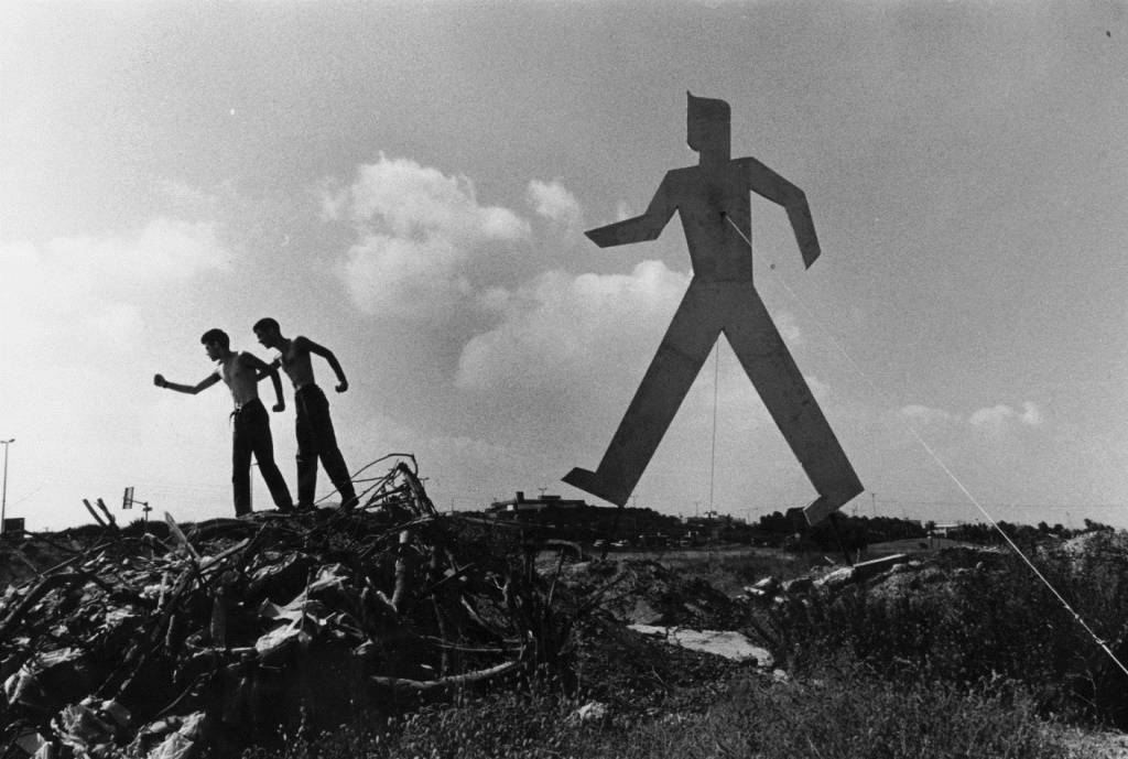פסל פח בקנטרי