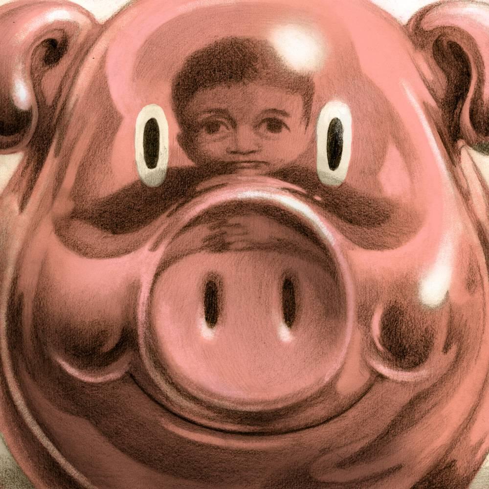 דוד פולונסקי מתוך ״לשבור את החזיר״