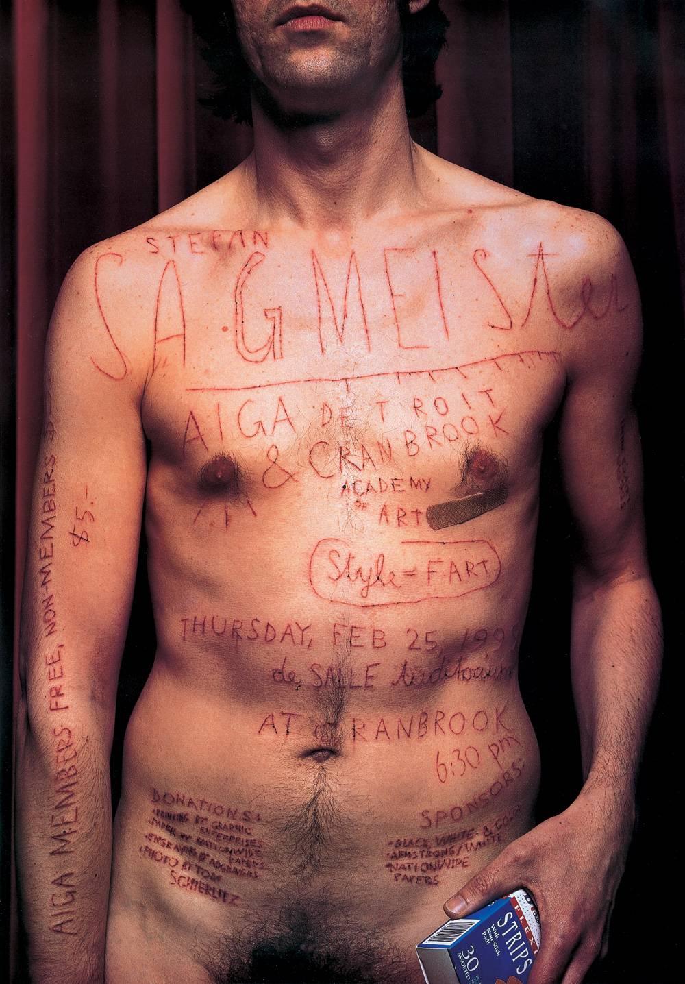 AIGA Detroit Poster