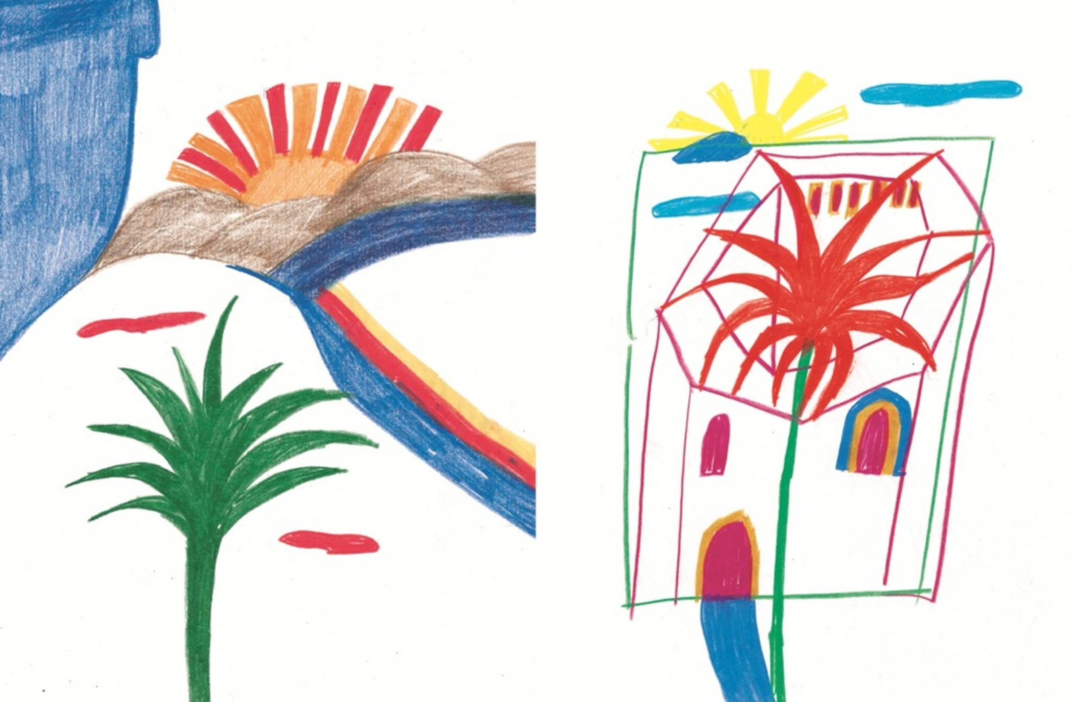 מתוך ספר האמן שייצא לאור לכבוד התערוכה