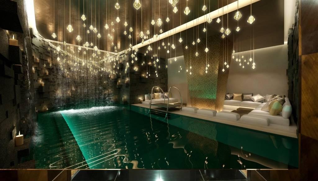 מלון ספא בביירות בעיצוב לאון בלאק