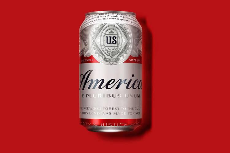 אמריקה, Budweiser