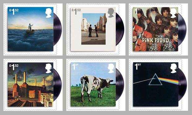 Royal Mail / Pink Floyd