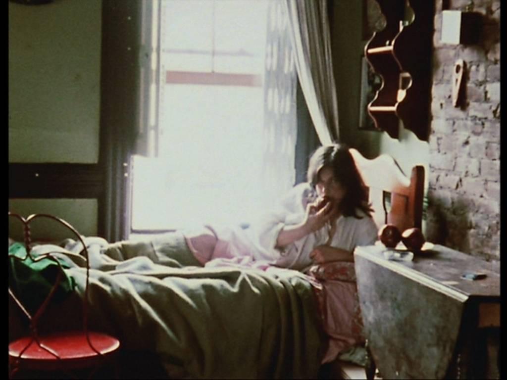 מתוך סרטה של שנטל אקרמן ״החדר״