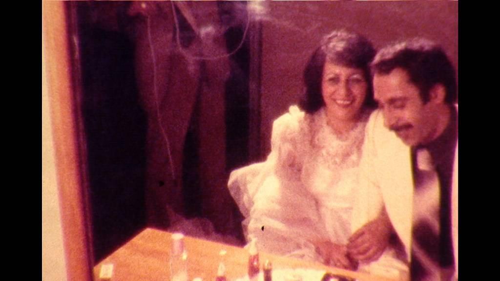 מתוך סרטה של אלהם רוקני, ״החתונה״