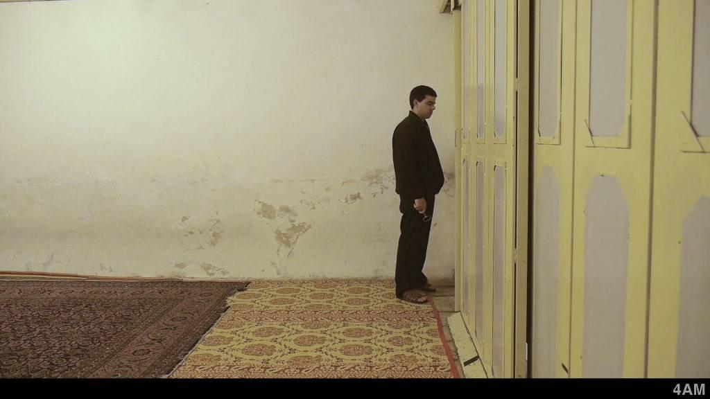 מתוך סרטה של נירה פרג, ״ישמעאל״