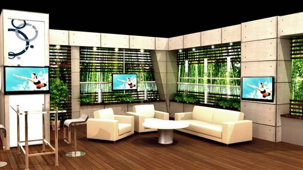 במבי פרידמן, עיצוב לאולפן טלוויזיה