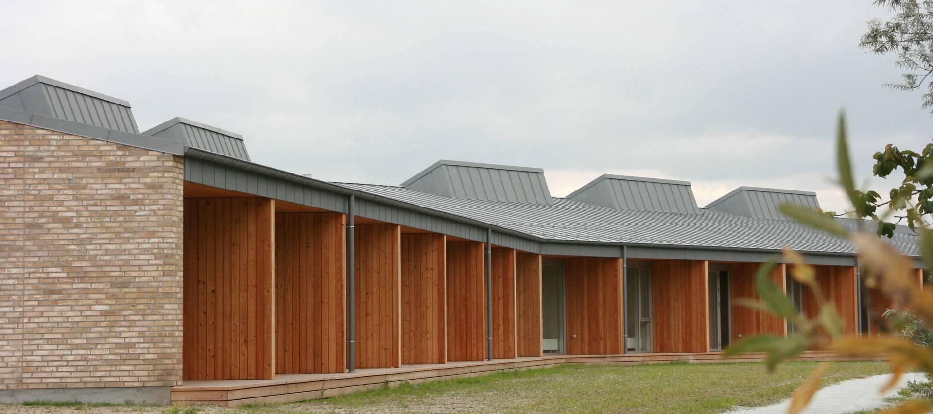 Hospice Soendergaard by Henning Larsen Architects