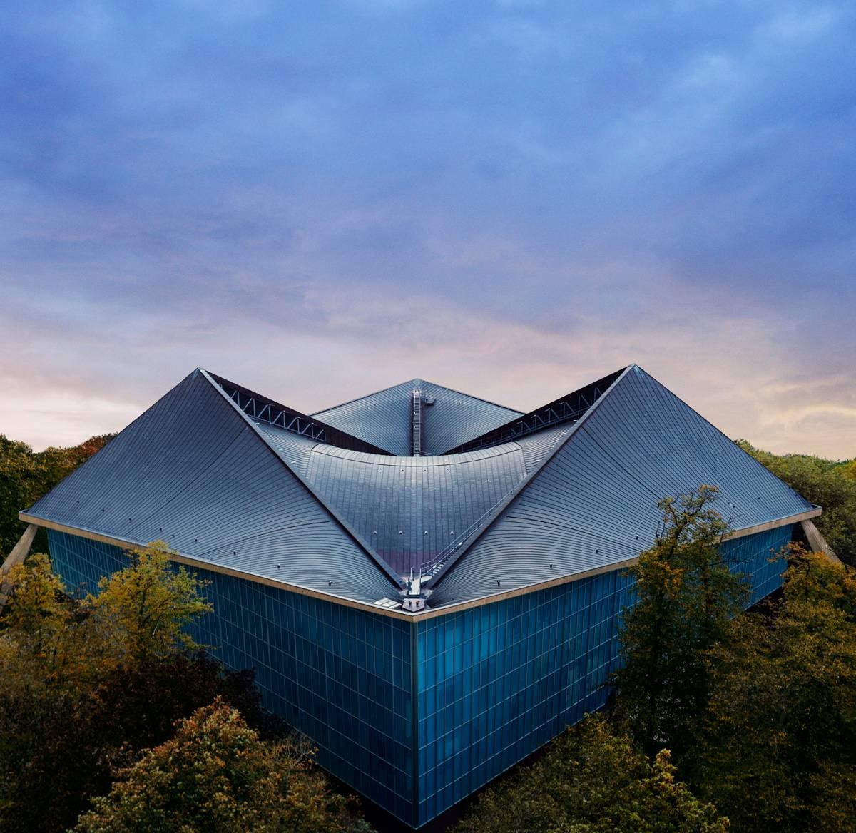 מוזיאון העיצוב לונדון. צילום: Gravity Road