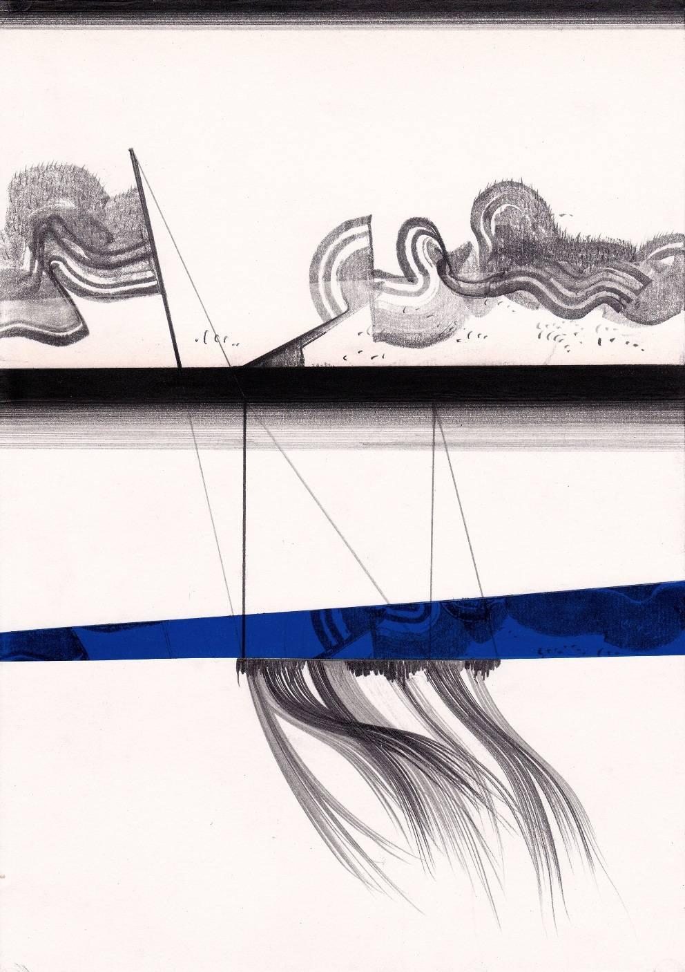 גיא גולדשטיין, Partitura for Blue Noise
