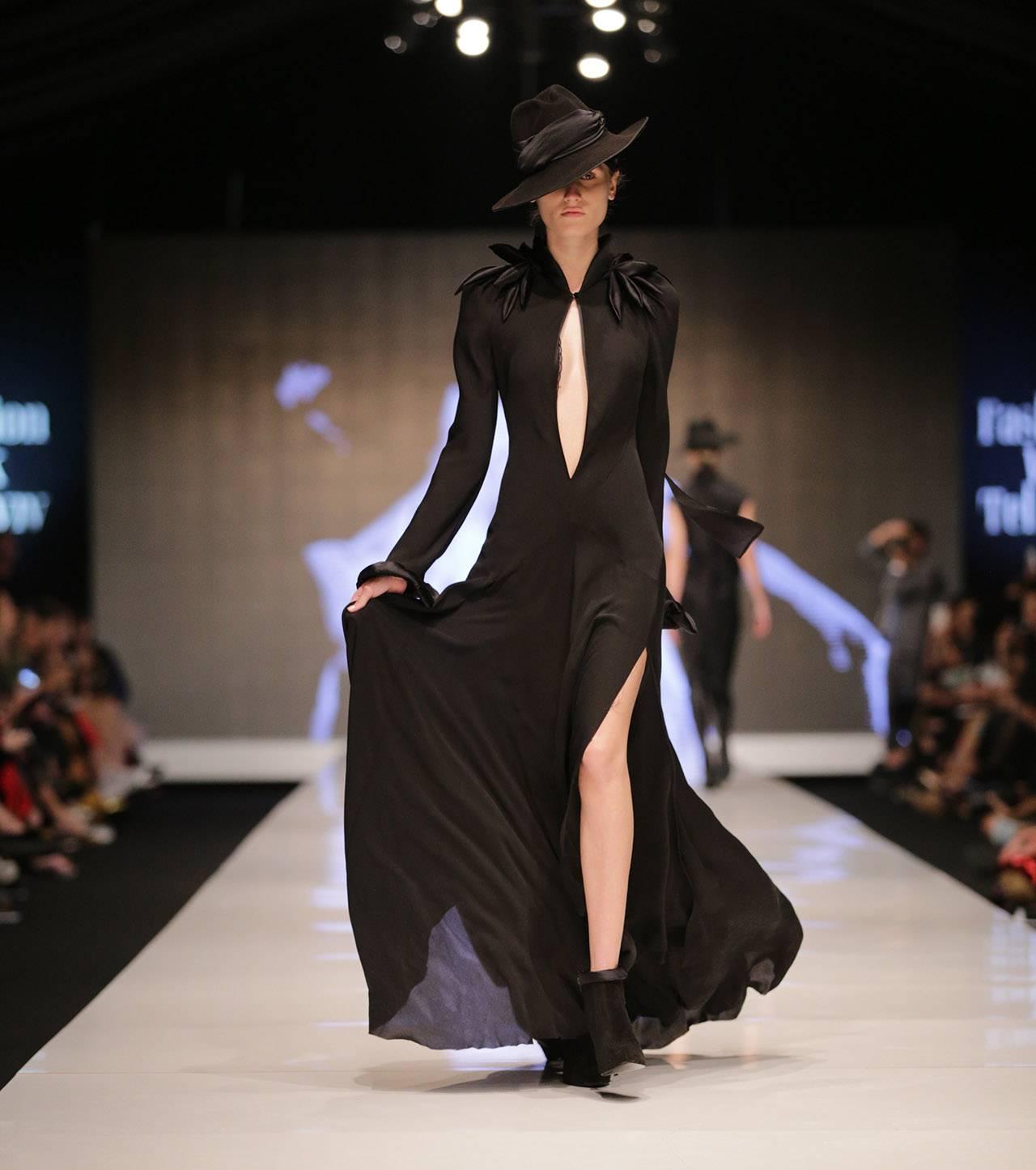 ויוי בלאיש, שבוע האופנה 2018