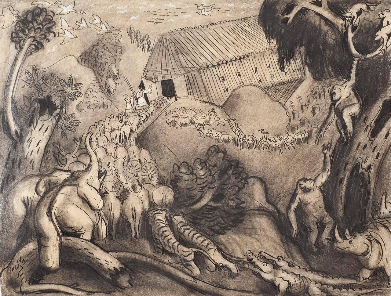 התיבה של נוח
