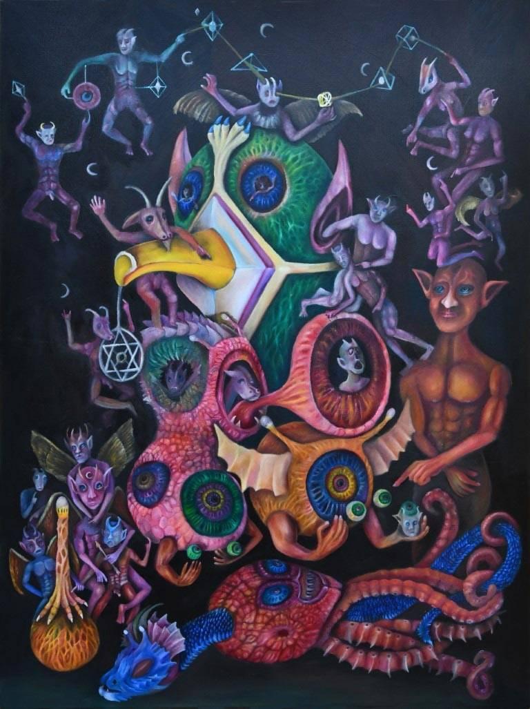 סמי ג׳ורבאן,היצורים המסתוריים של סמי
