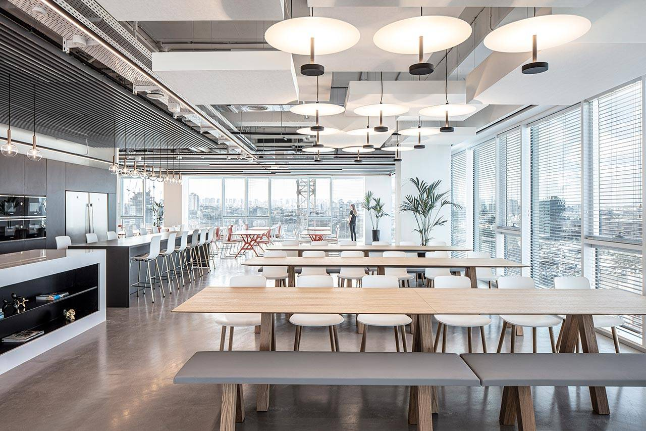 אקסלרוד אדריכלים, משרדי Isreal Intuit