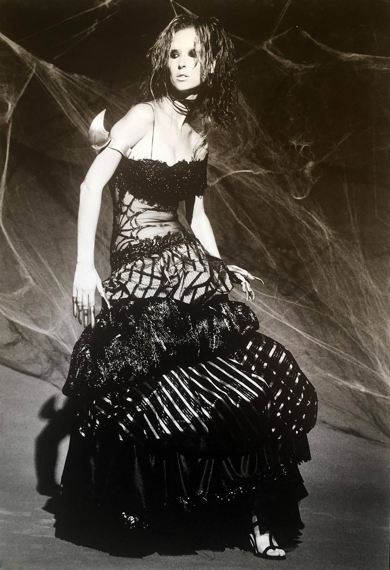 אשת העכביש, פרויקט הגמר בשנקר