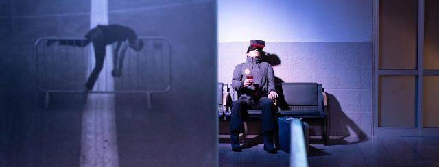 איתי זלאיט, טיסה, מתוך Terminal Chapter