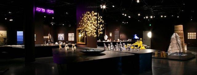 הביאנלה לאומנויות ולעיצוב במוזיאון ארץ ישראל