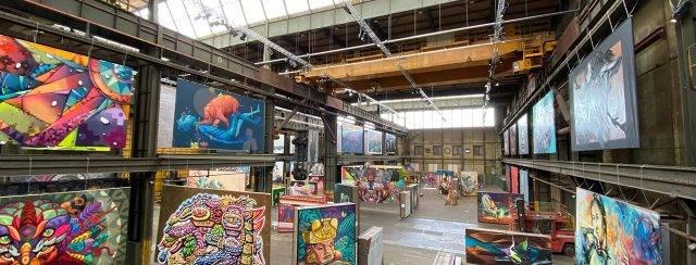 מוזיאון Straat, אמסטרדם