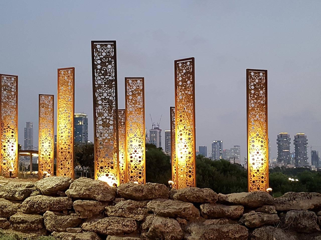 אבנר שר, הביאנלה במוזיאון ארץ ישראל