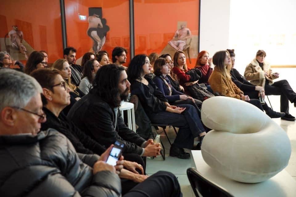 מפגש של Social Art TLV
