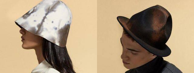 יעל כהן ל־Justine Hats