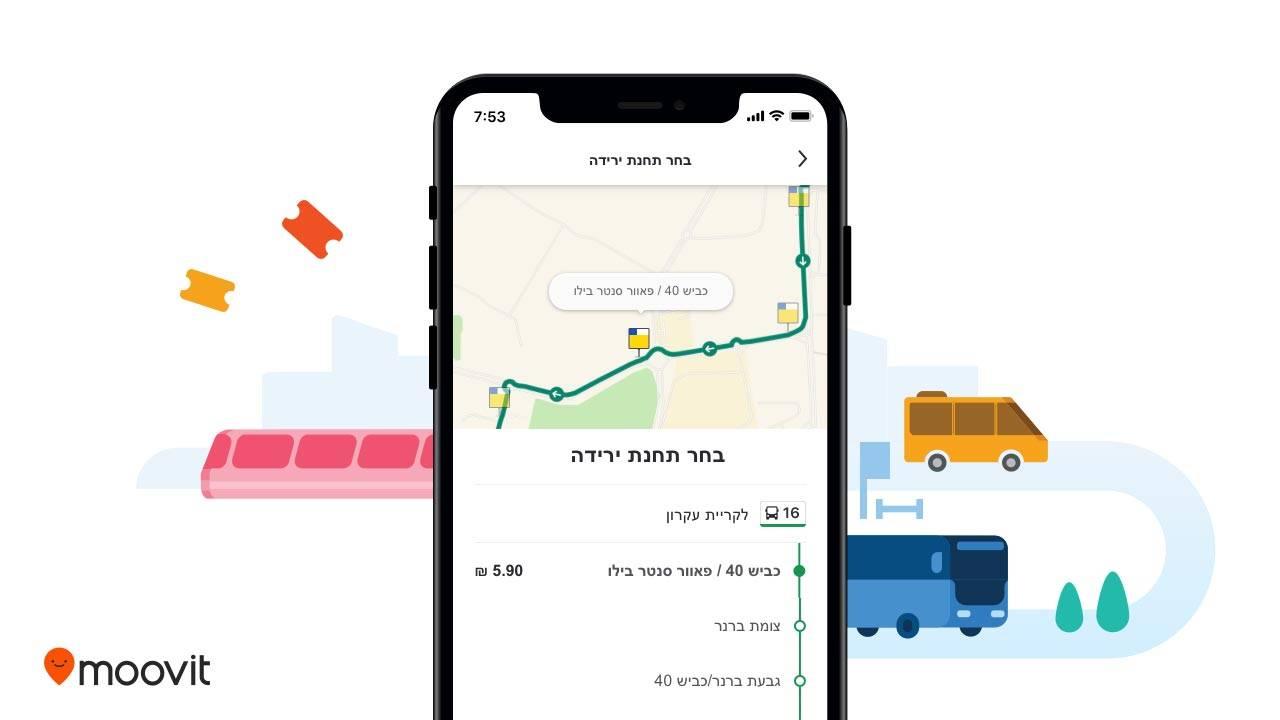 אפליקציית מוביט