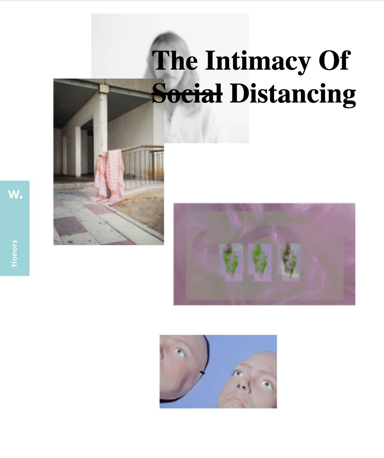 The Intimacy of Social Distancing