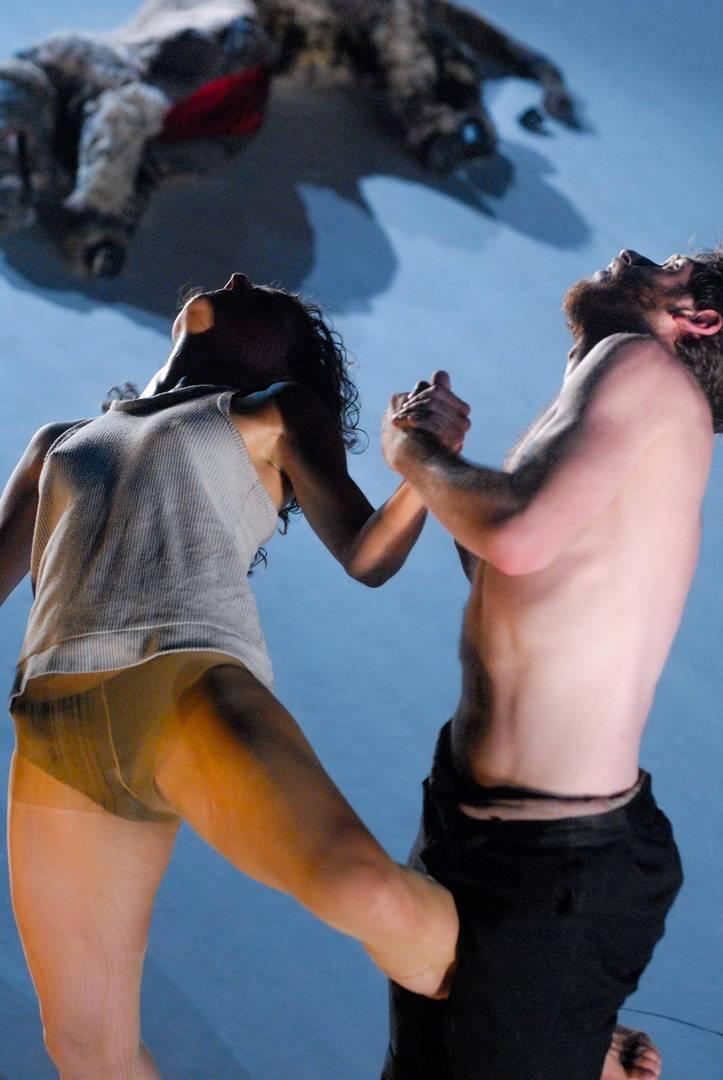 יסמין גודר (עם ערן שני), אוהבים אש, 2009